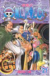 One Piece (Hang Hai Wang in Traditional Chinese) (Volume 21)