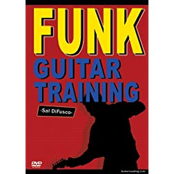 Funk Guitar Training