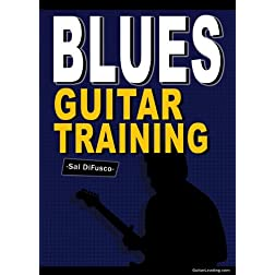 Blues Guitar Training
