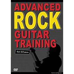 Advanced Rock Guitar Training