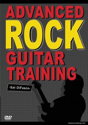 Advanced Rock Guitar Training