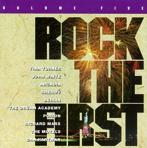Various Artists - Rock the First, Vol. 5 - Zortam Music