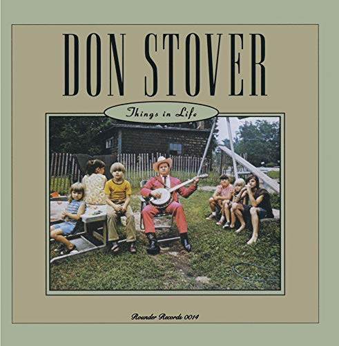 Don Stover - Things in Life - Lyrics2You