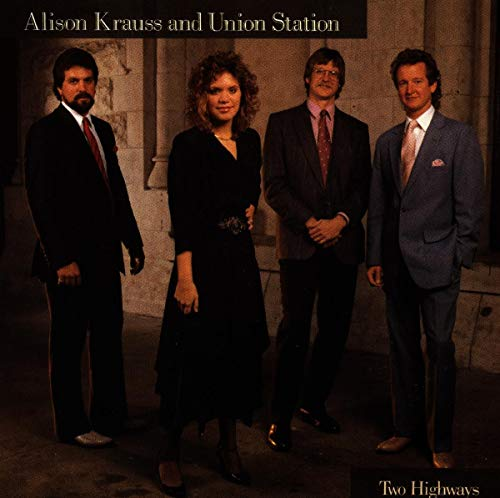 Two Highways by Alison Krauss album cover