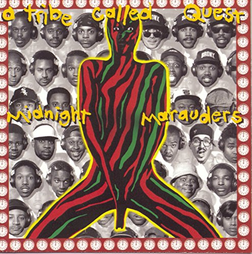 A Tribe Called Quest - Midnight Marauders - Zortam Music