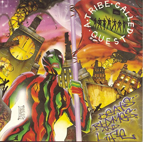 A Tribe Called Quest - Mind Power Lyrics - Zortam Music