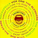 Album cover for Voices Only: A Cappella Originals