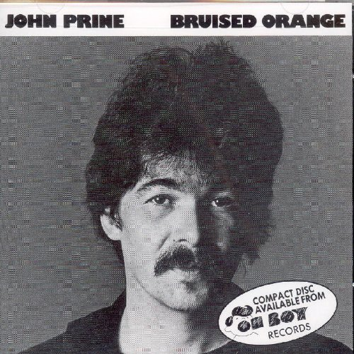 John Prine - Bruised Orange - Zortam Music