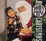album art to A John Prine Christmas