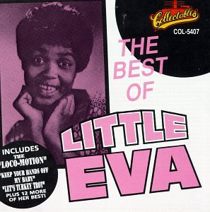 LITTLE EVA - Dreamboats And Petticoats - At The Hop! - Zortam Music