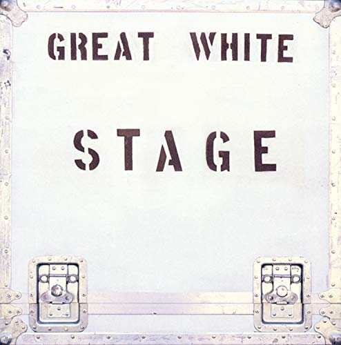 Great White - Stage (Disc 2) - Zortam Music