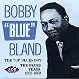Album cover for The 3B Blues Boy - The Blues Years: 1952-59