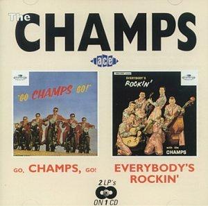 The Champs - Go Champs Go - Zortam Music