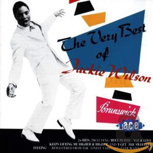 Jackie Wilson - The Very Best of Jackie Wilson - Zortam Music