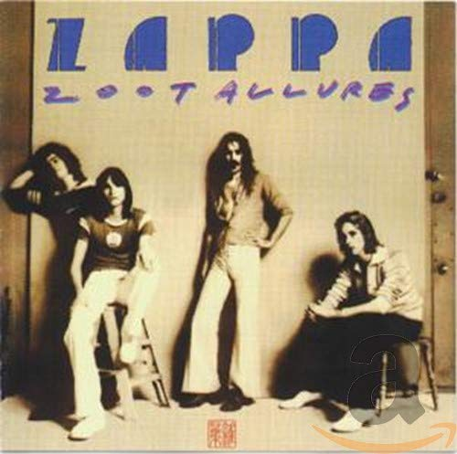 Frank Zappa - Zoot Allures - Zortam Music