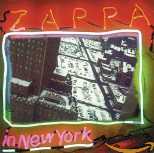 Frank Zappa - In New York - Zortam Music