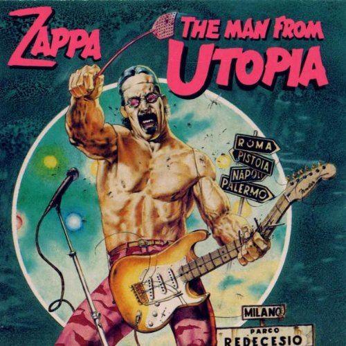 Frank Zappa - Man from Utopia - Zortam Music