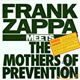 album art to Frank Zappa Meets the Mothers of Prevention