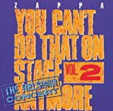 You Can't Do That On Stage Anymore - Vol. 2