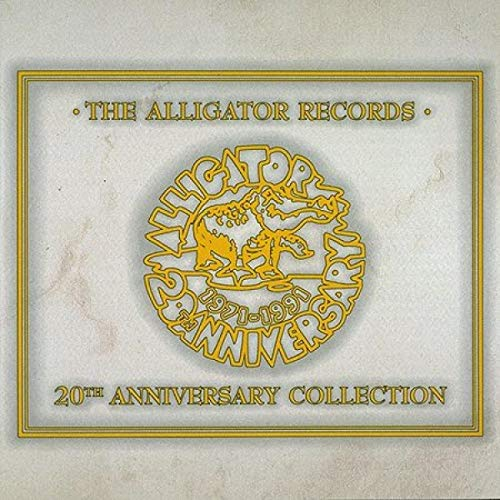 Various Artists - The Alligator Records 20th Anniversary Collection (Disc 1) - Zortam Music