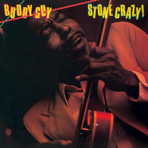 Buddy Guy - Stone Crazy! (Alligator) - Zortam Music