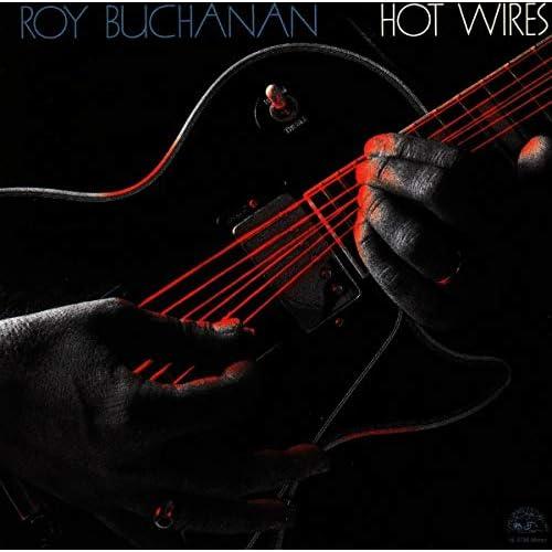 (Blues) Roy Buchanan - Hot Wires (original 1987) - 1990, APE (image + .cue), ~750 kBps