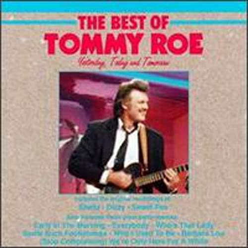 TOMMY ROE - The Best of Tommy Roe - Zortam Music