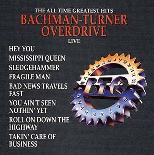 Bachman Turner Overdrive - Forged In Rock - Zortam Music