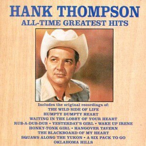 Hank Thompson - Hank Thompson - All-Time Greatest Hits - Zortam Music