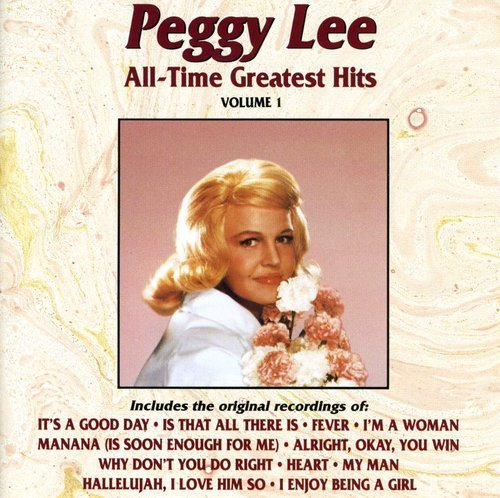 Peggy Lee - Peggy Lee Greatest Hits - Zortam Music