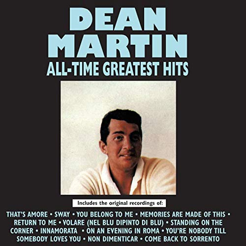 DEAN MARTIN - The Best Of Dean Martin (2002) - Zortam Music