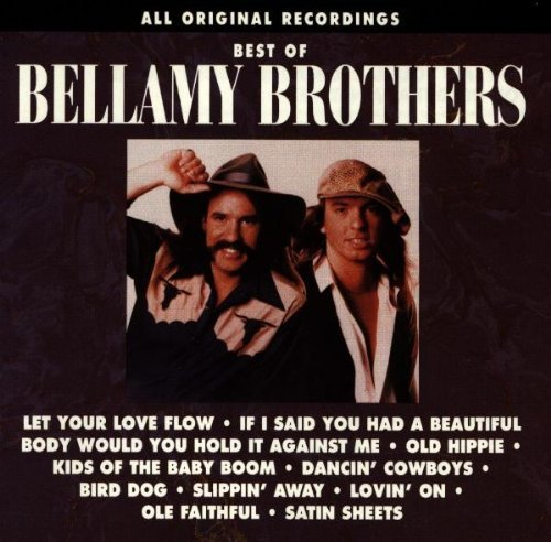 The Best of the Bellamy Brothers by The Bellamy Brothers album cover