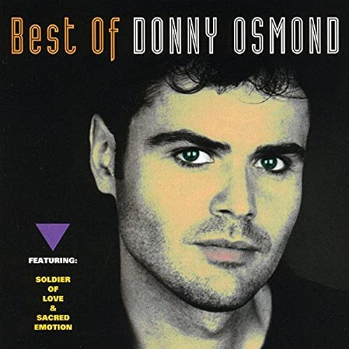 Donny Osmond - Top 100 Hits Of 1989 - Zortam Music