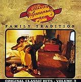 album art to Family Tradition: Original Classic Hits, Volume 3
