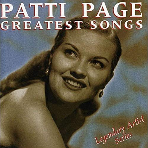 Patti Page - Greatest Songs