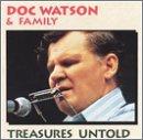 Cubierta del álbum de Treasures Untold