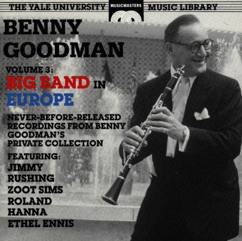 The Yale University Music Library, Volume 3: Big Band in Europe