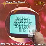 Capa de Television's Greatest Hits, Volume 6: Remote Control