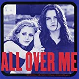 Album cover for All Over Me