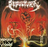 album art to Morbid Visions / Bestial Devastation