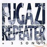 album art to Repeater + 3 Songs