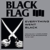 album art to Everything Went Black