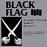 album art to Everything Went Black