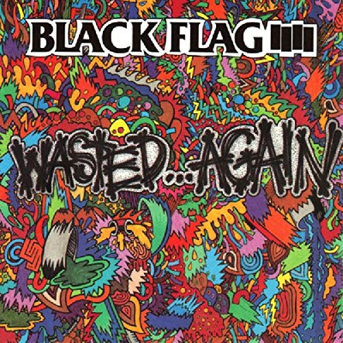 Black Flag - Wasted...Again - Zortam Music