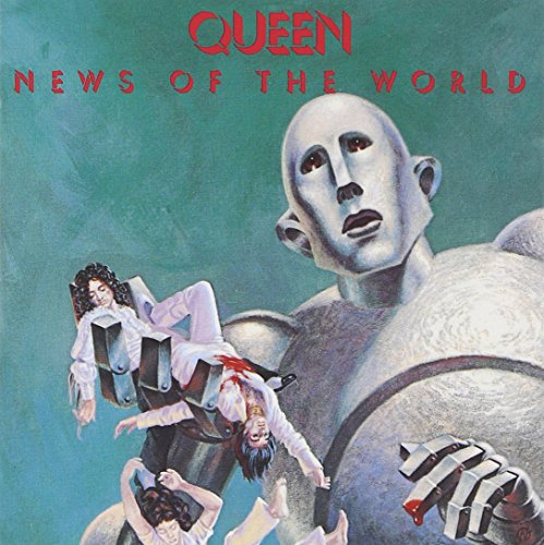 Queen - News Of The World (Limited Edition Mini Vinyl Re-Issue) - Zortam Music