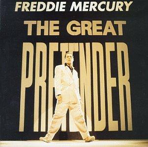 Freddie Mercury - The Great Pretender(92) - Zortam Music