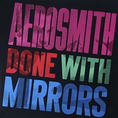 Aerosmith - Done With Mirrors (Limited Edition) - Zortam Music