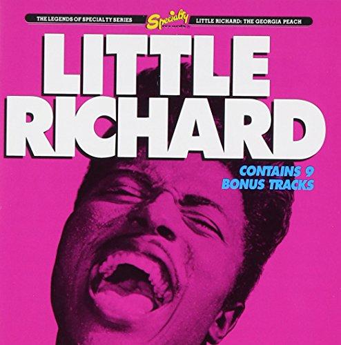 LITTLE RICHARD - The Georgia Peach - Zortam Music