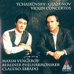 Glazunov Violin Concerto, by Vengerov