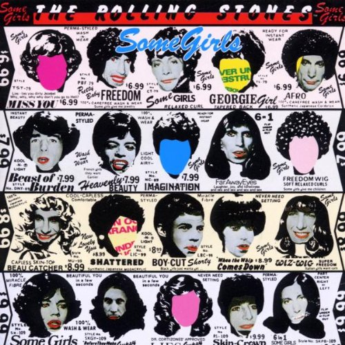 The Rolling Stones - Sucking In The 70